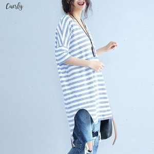 2020 Plus Size Zanzea Summer Women Casual V Neck Short Sleeve Loose Party Irregular Long Shirts Vestidos Tops Blouse