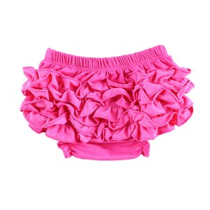 Candy Color Baby Cotton Ruffles Shorts Infant Toddler Climbing Bloomers Kids Summer Diaper Covers Underwear 3Sizes 24pcs lot DHL