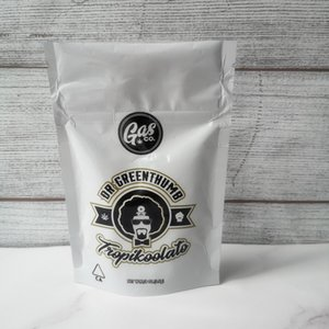 Gasco Mylar Bag Cheiro Prova Fourlato Gelato33 e Gaslato à prova de criança Resealable Bags Yukmouth Kooi-Lato Mylar Mylar Saco de Flower Packaging