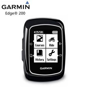 Garmin Edge 200 GPS-Enabled велосипед Велоспорт bicicleta Компьютер спидометра velocimetro ciclocomputador велосипеда аксессуары