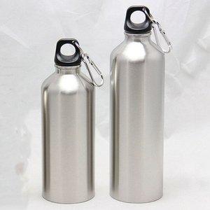 500мл / 750мл нержавеющей стали бутылки воды Вакуумный термос Insulated Metal Колба Спортивный зал