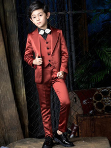 YuanLu Boys Suits For Wedding Party Kids Suits Baby Blazer Dress Child Clothes Formal Toddler Boys