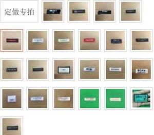 Diy Drucksatin individuelles Kleidungsstück Etiketten Tags Kleidung Etiketten in Frankreich / Italien Herkunft Hergestellt gewebte Etikett für Kleidung Kleidungsstück handgemachte Tags für c