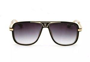 lunettes de soleil luxe mode chaud protection des yeux de la marque 9239 design des lunettes de soleil de vol de haute qualité avec la livraison A1 libre cas