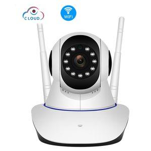 Wireless IP HD كاميرا 1080 وعاء واي فاي شبكة الأمن للرؤية الليلية الصوت مراقبة الفيديو CCTV كاميرا P2P ICSEE رصد الطفل