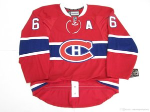 Cheap custom SHEA WEBER MONTREAL CANADIENS HOME HOCKEY JERSEY stitch add any number any name Mens Hockey Jersey XS-5XL