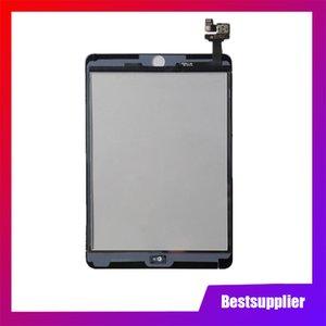 ipad 미니 3 터치 스크린 터치 유리 터치 스크린 패널 디지타이저 접착제 접착제 스티커 교체 IC Conector