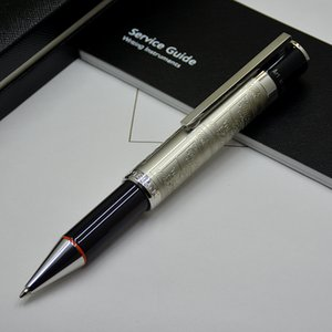 6 colores Edición especial limitada famoso Series de Andy Warhol Relieves barril bolígrafos Smooth escribir pluma de la promoción para el hombre Regalo