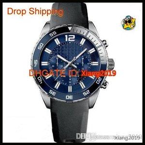 100% оригинал Япония движение падение доставка новый HB1512803 HB1512804 HB1512885 HB1512931 синий черный ремешок дизайнер мужские часы