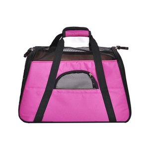 Exquisite Travel Bag Portable Comfort Easy To Clean Safe Durable Pet Bag Outing Carrying Bag Breathable Dog Cage