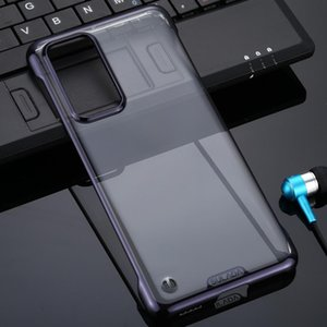 Huawei P40 SULADA Sınırsız Bırak geçirmez Vakum Kaplama PC Kasa İçin