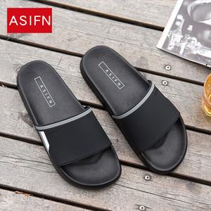 ASIFN Pantoufle Hommes Femmes ANTIDÉRAPANTS Chaussures Indoor Été Accueil Sandales Best Fit Loves 5 couleurs