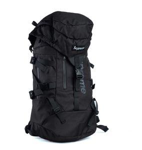 Diseñador-Montañismo Mochila de escalada Mochila de viaje al aire libre Mochila de escalada impermeable Bolsa de mochila de mujer con cubierta