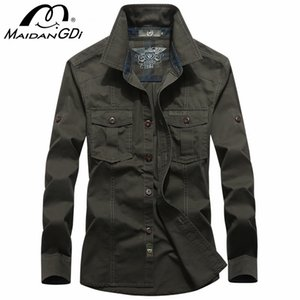 Shirts For Men 2020 Autumn Long Sleeved Solid Color Tops male Slim Fashion Street Wear 100% Solid Cotton Breathable Men's Shirts