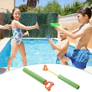 Детские забавные водные игрушки Pull EVA Пена Водяной пистолет Плавание Детские игры Водяной пистолет Детские игрушки для детей Ванна Плавать Игрушки Пляжные игрушки