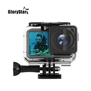 Waterproof Housing Case For Dji Osmo Action Camera Accessories Osmo Action Sports Camera Diving Protective Cover Shell Box