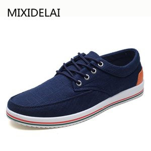 MIXIDELAI Herren Freizeitschuhe Mann Flachbreathable Mens Fashion Classic Outdoor-Schuhe Herren-Schuhe für Männer Schuhe de