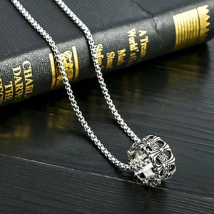Steel Stainless Necklaces Jewelry Men Necklace