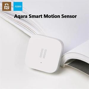 Youpin original Aqara inteligente sensor de movimiento de hogar inteligente de detección de vibración de alarma remota Trabaja con Mijia APP De Xiaomi Eco-System 3007938
