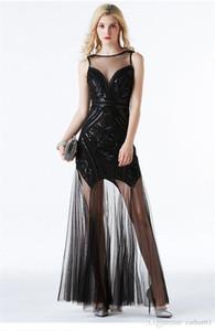 장식 조각 민소매 여성 의류 패션 뷰티 스타일 Weedings 캐주얼 의류 여자 저녁 파티 디자이너 메쉬 드레스