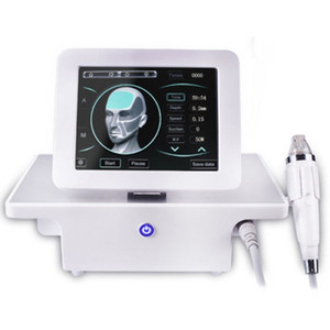 Thermage Portable Microneedle ZGTS Micro aiguille fractionnel RF Skin Rejuvenation machine beauté Thermage RF rides Équipement CE