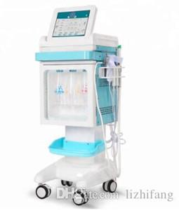 Oksijen dermabrazyon cilt gençleştirme derin yüz temizleme Su soyma oksijen yüz derin temizleme yüz temizleme jeti güzellik makine