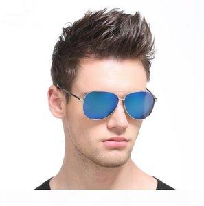 men eyewear drive googles Men's New Polarized Sun glasses Classic Frog Mirror 8009 Sunglasses Driving Glasses a363