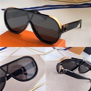 Yeni moda tasarımcısı sunglasses1266 pilot çerçeve açık koruma avant-garde popüler dekoratif gözlük en kaliteli uv 400 açık gözlük