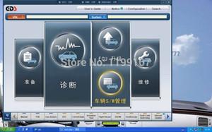software original Ásia-Pacífico Versão GDS Sistema de Diagnóstico Global de B-H-02-06 B-K-02-06 Por Hyun-dai e Ki-a Scanner GDS VCI