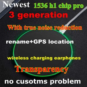 With noise reduction Transparency Gen 3 AP3 Tws H1 Chip earbuds Wireless Charging Bluetooth Headphones Pro AP2 W1 Earbuds 2nd Gen headset