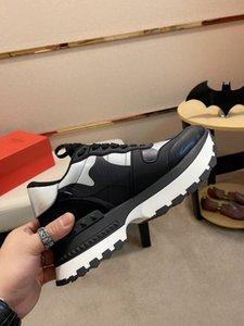 2020 freier Verschiffen-Männer Designercasual Schuhe Multicolor Mädchen Designershoes Qualitäts-Sport Trainning Brandshoes 20022501D