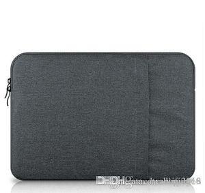 Luva feliz Marca Waterproof Crushproof Notebook computador portátil do portátil do saco da tampa do caso para 11/12/13/14/15 / 15,6 polegadas LaptopTablet
