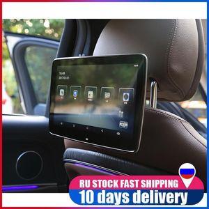 8-Core HD Android 8.1 del coche reposacabezas monitor DVD en el asiento del coche reproductor de vídeo WIFI Bluetooth trasero Sistema de entretenimiento para