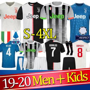 2019 neue Kit Fußballhemd Uniform besten TOP Qualität 19/20 Hemd besonders an Spielern und Fans Fußballhemden verbinden Größe S-2XL