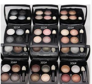 New Free Shipping! 2019 New Arrivals Maquiagem quente Olhos Mineralize 4 cores de sombra Eye Palette! 2g (1pcs / lot)