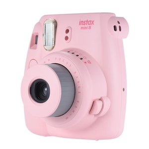 جديد 5 ألوان فوجي فيلم Instax ميني 9 كاميرا فورية صور كاميرا فيلم الكاميرا مع الأخضر / الأبيض / الأزرق / الوردي