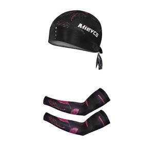 Mieyco Sport-Motorrad-Sleeves Damen Herren UV-Schutz Radfahren Kappen Radfahren Basketball Laufen Rad Arme Sleeves Quick Dry High Quality