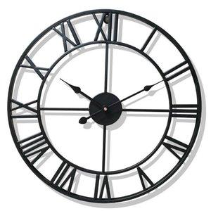 Sıcak Satış Popüler Ürünleri Avrupa tarzı Saat Retro Saatler Yaratıcı Dekoratif Duvar Saati Modern Duvar