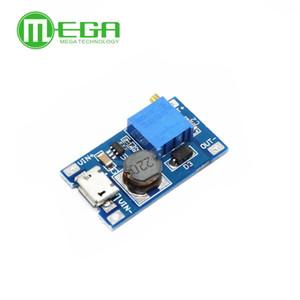 MT3608 Module d'extension continu-continu réglable 2A Boost Plate Module 2A d'extension avec MICRO USB 2V - 24V à 5V 9V 12V 28V LM2577 Livraison gratuite