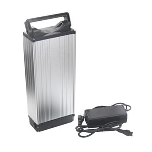 Free shipping ultra-large capacity rechargeable e-bike battery 18650 48V 30AH for 500W 750W 1000W motor with 3A Charger