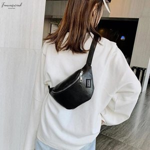 Fashion Women Solid Color Zipper Messenger Bag Chest Bag Waist Bag Phone 2020 Drop Shipping Good Quality