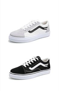 furgãoSapatos Vans Shoes 1970 Estrela OG clássico marca antiga skool homens mulheres lona tênis preto Skateboarding sapatos moda casual 39-44