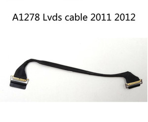 Orijinal En İyi Kalite A1278 LCD LVDS Ekran Şerit Kablosu MacBook Pro 13 '' LCD Video Flex Kablo 2010 2011 2012 Yıl