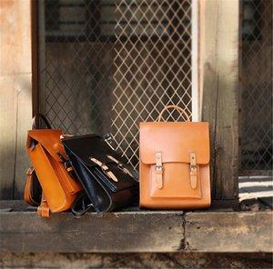 Pack Art und Weise Rucksack Notebook zurück wasserdichte Umhängetasche Handtasche presbyopic Paket Umhängetasche Fallschirm Stoffdesigner