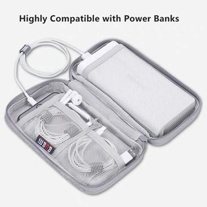 ard Drive Bags & Cases BUBM Best Seller Protective Travel Power Bank Case,External Hard drive Battery PowerBank Storage Bag for 20000mAh ...