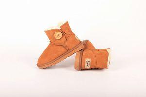 UG3352 bota botas de neve crianças clássicas de Nova inverno das crianças quentes meninas de inverno meninos crianças botas de neve crianças australianas botas de neve sapatos
