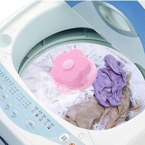 Lave linge collectif Lavoirs filtre Sacs à linge Mesh cheveux Catcher balle Pouch Lint cheveux Catcher Mesh Pouch