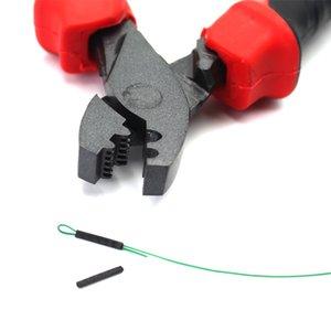 Инструменты Многофункциональной Рыбалка Ножницы опрессовка Line Крючок Cutter Рыбалка Возьмитесь крючок Сплитого Кольца Снасти инструмент углеродистой Челюсти