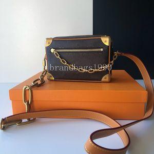 Bolsa de cadena mujer totes lienzo cuero genuino lady caja bolsa teléfono bolso de moda bolsas nuevo bolso bolso bolso venta al por mayor envío gratis 68906