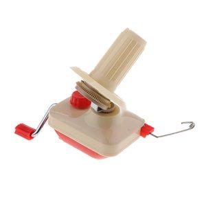16 onzas Swift hilados de fibras de lana Bola de la cadena sostenedor de la devanadera de funcionamiento manual Winding Machine Tool